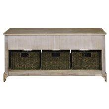 Storage Bench