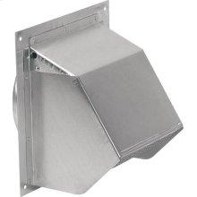 Wall Cap in Aluminum; Ventilation Fans
