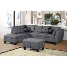 Townsend Grey Sectional set