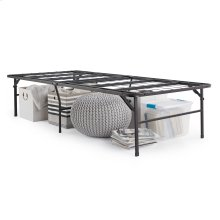 "Structures Highrise HD Bed Frame, 18"", Twin XL"