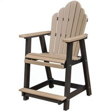 Cozi-Back Counter Chair