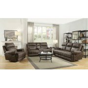 Glider Loveseat Product Image