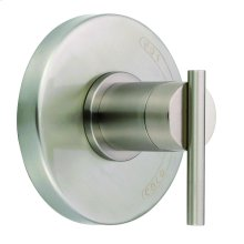 Brushed Nickel Parma® Valve-Only Trim Kit