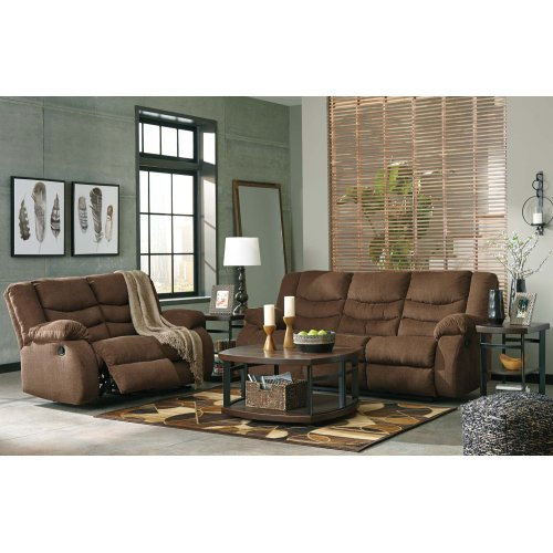 Tulen - Reclining Sofa & Loveseat