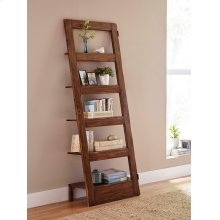 Rustic Antique Brown Etagere