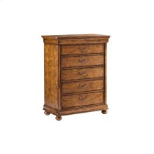 Louis Philippe Chest - Sherwood