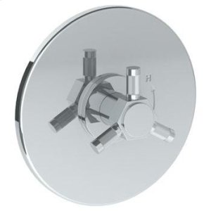Wall Mounted Pressure Balance Shower Trim, 7 Product Image