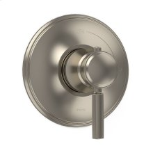 Keane Thermostatic Mixing Valve Trim - Brushed Nickel