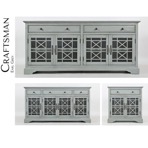 Craftsman Accent Chest - Earl Grey