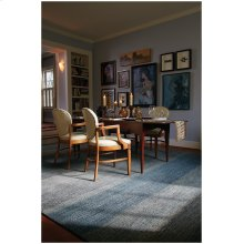 Barrister Ink Hand Knotted Rugs