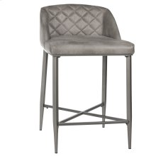 Phoenix Non-swivel Counter Height Stool - Set of 2