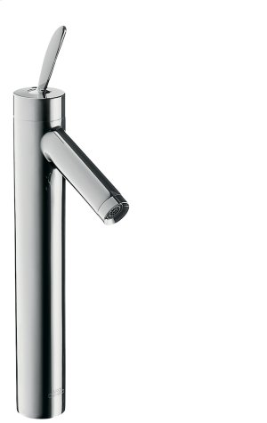 Chrome Single lever basin mixer 220 for washbowls with pop-up waste set Product Image
