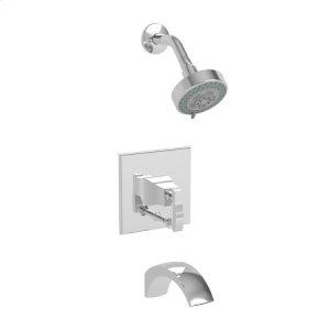 Forever Brass - PVD Balanced Pressure Tub & Shower Trim Set Product Image