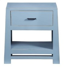Nightstand - Cornflower Finish