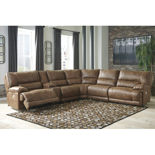 Thurles - Saddle 5 Piece Sectional