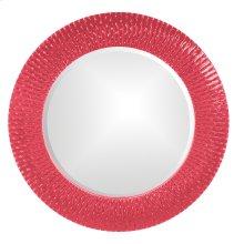 Bergman Mirror - Glossy Hot Pink
