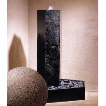 "Basalt Column Fountains 39""h"