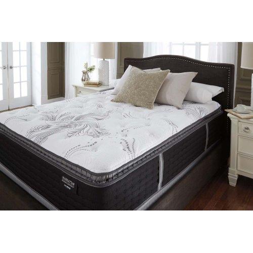 Queen Mattress Set-Manhattan Firm Pillowtop