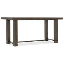 Dining Room Miramar Aventura Paolo 64in Friendship Table w/2-12in Leaves