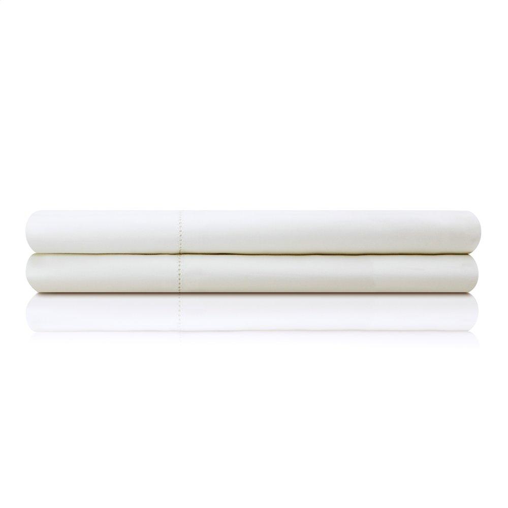 Italian Artisan Sheet Set Queen Ivory