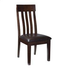 Haddigan - Dark Brown Set Of 2 Dining Room Chairs