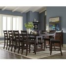 Holbrook Transitional Antique Tobacco Five-piece Dining Set Product Image