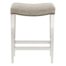 Thorpe Counter Stool in #44 Antique Nickel