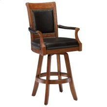 Kingston Swivel Bar Height Stool