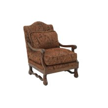 Alteza Exposed Wood Chair