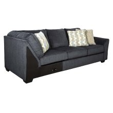 Raf Sofa W/corner Wedge