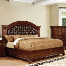 Queen-Size Grandom Bed