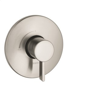 Brushed Nickel Pressure Balance Trim S Product Image