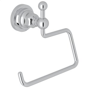 Polished Chrome San Giovanni Open Toilet Paper Holder Product Image