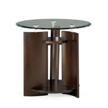 Apex Round End Table
