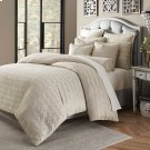 9 pc Queen Comforter Set Platinum Product Image
