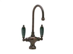 Kitchen & Bar Single Hole Bar Faucet K8158F - Polished Brass Product Image