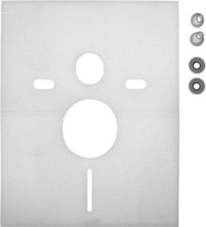 White Accessories Noise Reduction Gasket Product Image