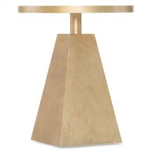 Living Room Pyramid Accent Table