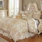 12 Pc.Queen Comforter Set Creme Product Image