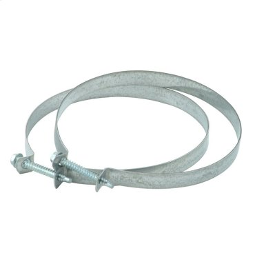 Dryer Vent Hose Clamps