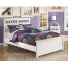 Zayley - White 3 Piece Bed Set (Full) Product Image