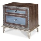 Upholstered Nightstand Product Image