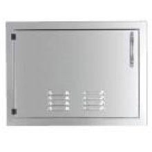 "Pro Series 24"" Horizontal Access Door with Louvers"