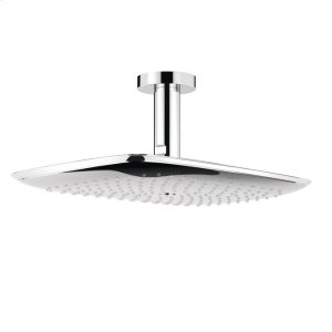 Chrome Showerhead 400 1-Jet with Ceiling Mount, 2.5 GPM Product Image