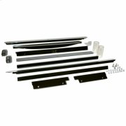 18 in. 50# Ice Maker Trim Kit - Black - Other Product Image
