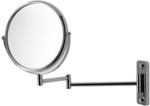 Cosmetic Mirror, Chrome Product Image