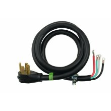 4' 4-Wire 40 amp Power Cord - Other