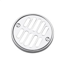 Oil Rubbed Bronze Shower Drain Grill