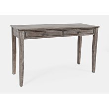Global Archive Clark Desk - Stonewall Grey