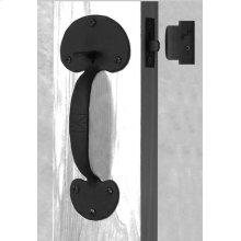 Double Handle Drop Latch Set